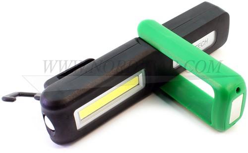 LED-Lampe- COB 3W- mit Magnet USB oplaadbaar 1200MA
