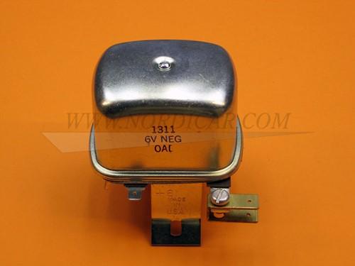 Lichtmaschineregler 6V Volvo B4B B16 233506