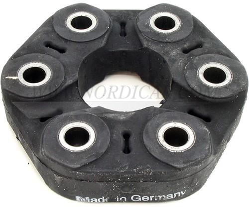 Aandrijfas rubber Volvo 240 740 760 940 960 As 50 8mm 1220843