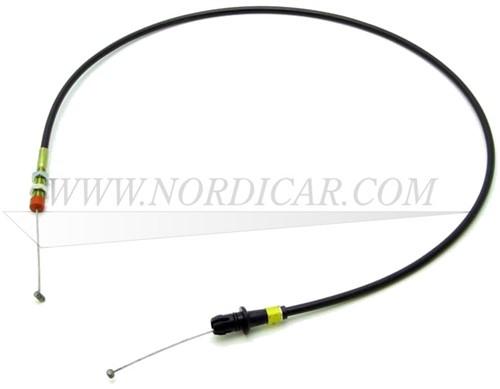Kickdown kabel Volvo 240 260 BW55 AW55 L=108 Lbu=90 1239929