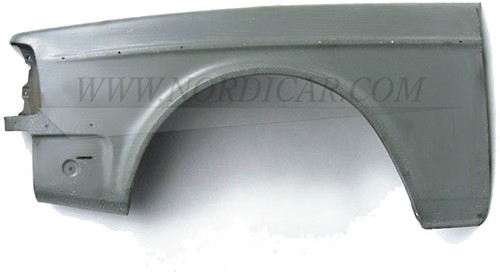 Front wing- Left Volvo 240 260 81-83