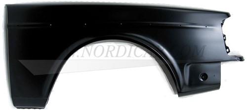 Voorscherm R Volvo 240 260 -81 1382278