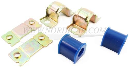 Befestigung Stabilisator PE (Polyethylen)- Satz für beide Seiten- 21mm