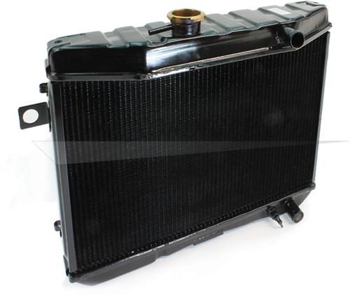 Radiator: open systeem Volvo P1800 Volvo 1800 61-66 ch -19174 nieuw geen ruil 252086