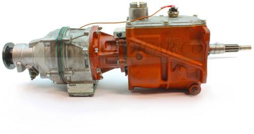 Versnellingsbak M41 met J-type Overdrive gereviseerd Volvo Amazon 1969-1970 P1800 1969-1973 142 144 145 1969-1974 254570