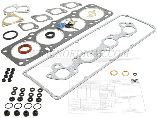 Koppakking set Volvo 200 700 900 B200E/F/ET/FT 85- 270688