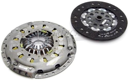 Koppelingset (zonder druklager) Volvo S/V/C70 V70XC -00 Turbo 272314