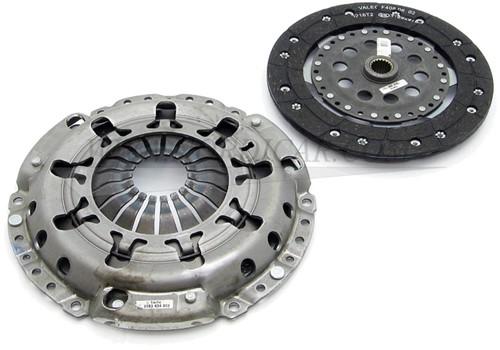 Koppelingset (zonder druklager) Volvo S/V/C70 V70XC S80 S/V40 272449