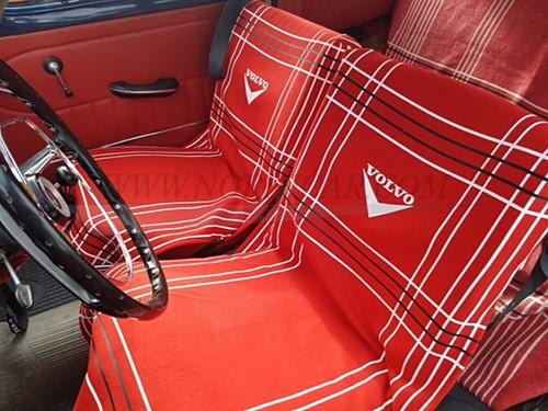 Stoelhoes set (2 stuks) accessoire Volvo 444 445 544 210 Amazon 279768