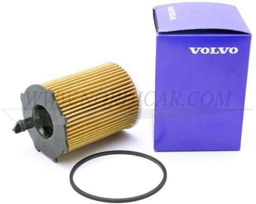 Oliefilter element Volvo S40 V50 C30 V70 S80 D4164T 30735878