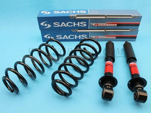 Shockabsorber and Rear spring conversion kit