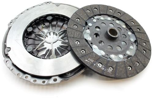 Koppelingset: Sachs: (zonder druklager) Volvo D5204Tx D5244Tx M66 6 bak 30783255