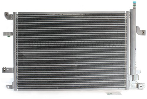 Airco condensor: Nissens Volvo S60 S80 V70 XC70 05- 31267200