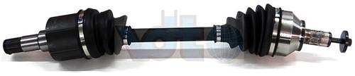 Aandrijfas L S40,V50,C30 B4184S11 MTX75 Volvo C30 S40 (04-) V50 36001356