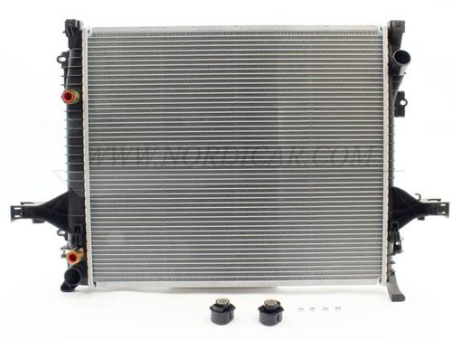 Radiator: Nissens Volvo XC90 Volvo XC90 03-14 alle modellen 36002408