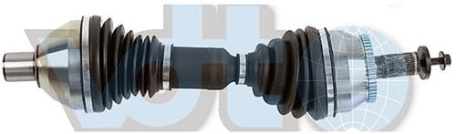 Aandrijfas L XC90 B6294T AWD Volvo XC90 (03-) 36051042