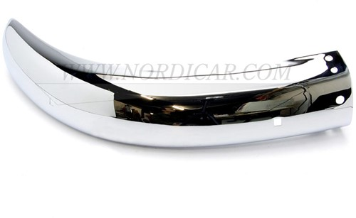 Bumper corner- Rear- Left Volvo 444 544 651837