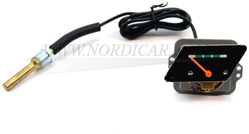 Temperatuurmeter Volvo 544 210 B18 Amazon B18 -1967 groen/wit 659236