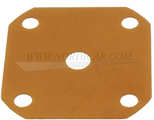 Pakking versnellingspook rubber Volvo P1800S 1961-1970 666916