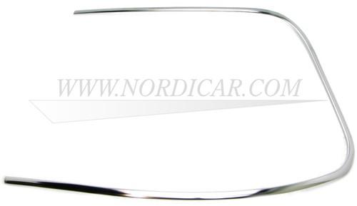 Voorruitsierlijst L Volvo P1800 ch nr 9382- Let op enkele uitzonderingen!! 669261