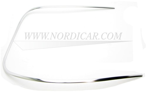 Baguette de pare brise Droit Volvo P1800 ch nr 9382- Let op enkele uitzonderingen!! 669262