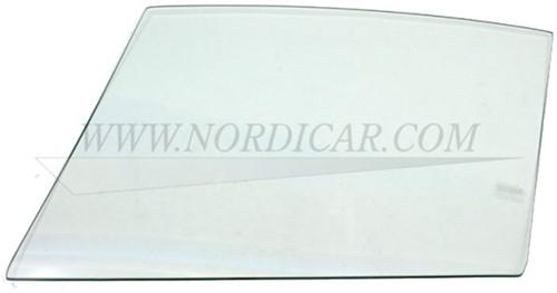 Vitre de portière- Droit- verre cristal Volvo 1800S E 1965- 669341