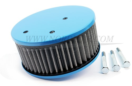 Air Filter Blue Hi-Performance with ventilation