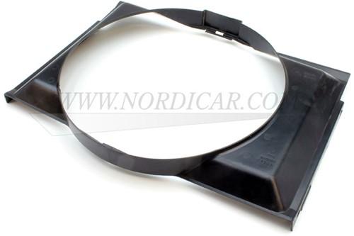 Radiatortunnel Volvo 164 -32399 m/AC 164 32400- m/AC z/AC 686096