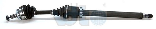 Aandrijfas R S60 V70 -08 AW55-50/51SN Volvo V70 (00-08) S60 (-09) 8252046