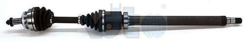 Aandrijfas rechts S60 (-09)/V70 (00-08) Volvo V70 (00-08) S60 (-09) 8252052