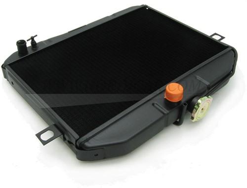 Radiator open systeem Super Tropic Volvo PV544 P210 Volvo 544 210 Ama -66 8601065
