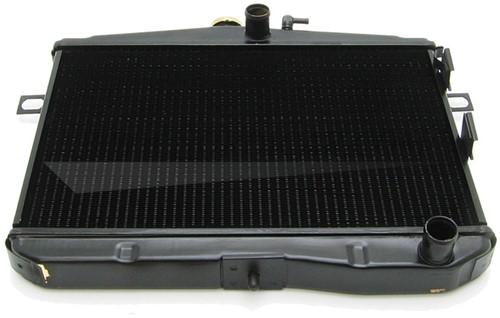 Radiator gesloten systeem Super Tropic Volvo Amazon P1800 142 144 145 Volvo Ama 1800S E ES 67- 142 144 145 67-71 8601081