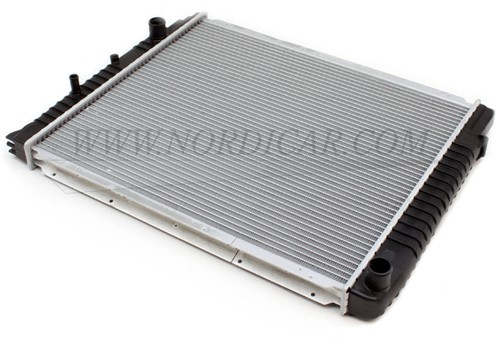 Radiator Volvo 740 940 Handgeschakeld met airco en met turbo Volvo 740 940 91- handgesch m/ac m/turbo 8603899
