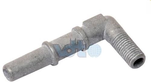 Reparatienippel aluminium thermostaat Volvo XC90 (03-) S80 (-06) 8636779