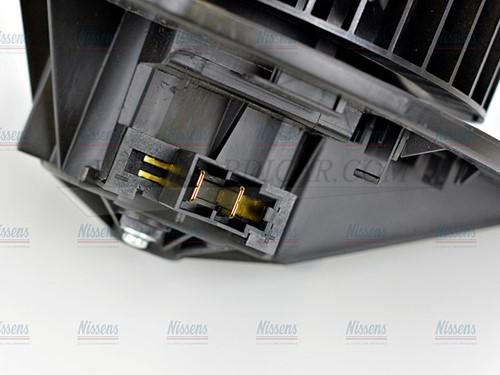Ventilateur d'habitacle – Moteur complet marque Nissens Volvo 850 1992-1996 6820812