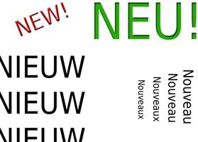 Nieuwe Artikelen
