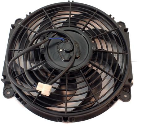 Ventilateur électrique de refroidissement 12 pouces