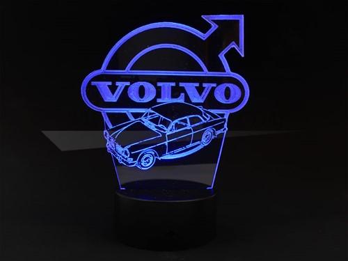 Licht-ornament Volvo P130 Amazon Volvo LED verlichting met effecten NOR130LV