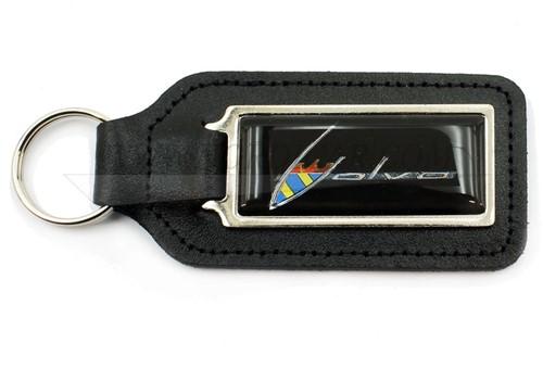 Keychain P1800 Volvo 1800 Jensen logo SHP1800