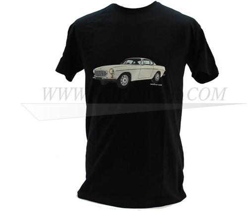 T-shirt Volvo P1800 maat S P1800